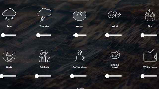 A Soft Murmur звуки природы на Android