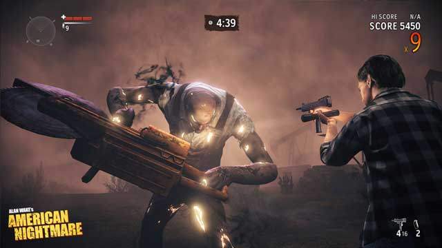 Alan Wake American Nightmare Механик