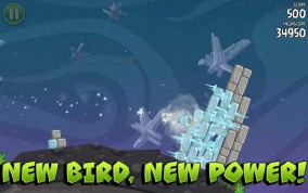 Angry Birds Space космос