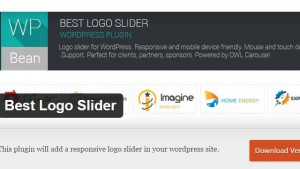 Best Logo Slider для WordPress