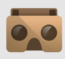 Cardboard виртуальные очки