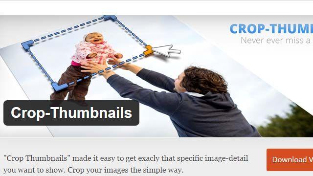 Crop-Thumbnails обрезка миниатюр