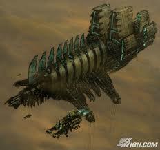 Dead Space потрошитель планет Ишимура