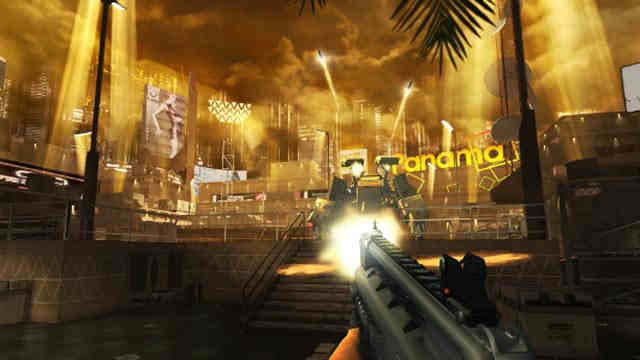Deus Ex: The Fall на PC