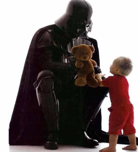 Спасибо Дарт Вейдеру за наше счастливое детство!