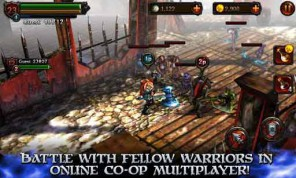 Eternity Warriors 2 для Android атака