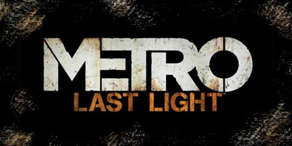 METRO Last Light Live Action