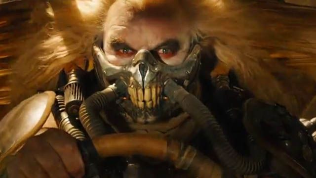 Mad Max: Fury Road второй трейлер