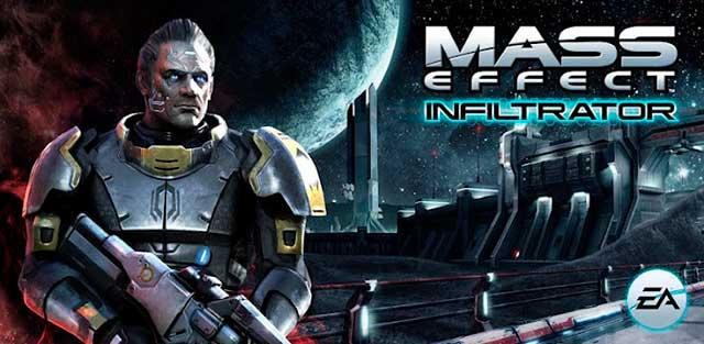 Mass Effect на Android от EA