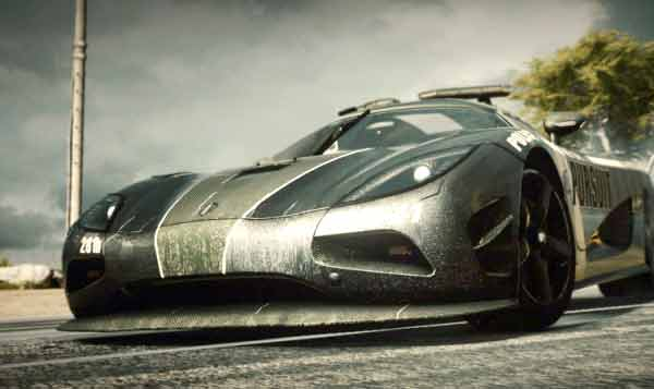 Need for Speed Rivals в ноябре на PC
