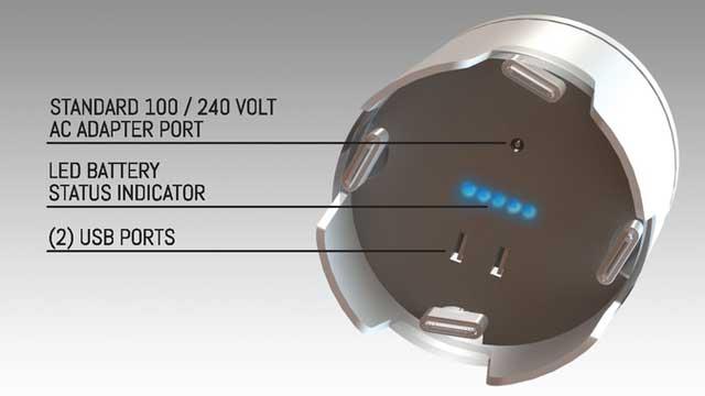 POP Station - Portable Power внешний аккумулятор