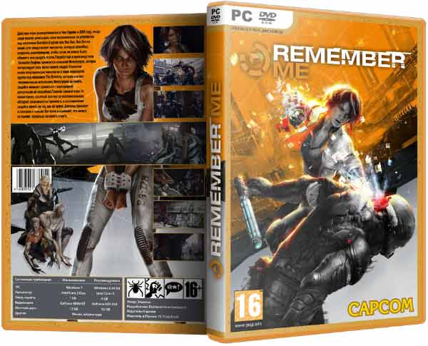 REMEMBER-ME на PC