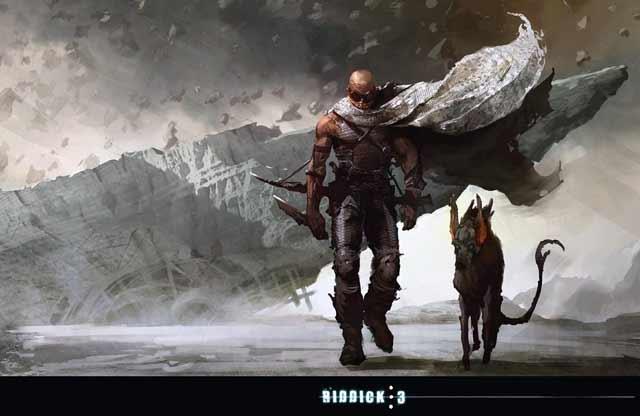Riddick 3 скоро к кинотеатрах