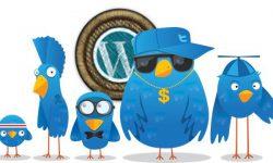 Twitter и Wordpress