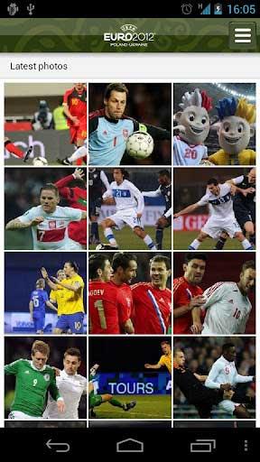 UEFA EURO 2012 фотогалерея
