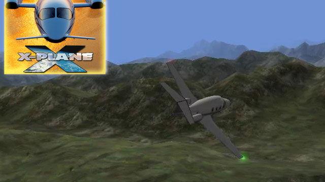X-Plane 9 авиасимулятор