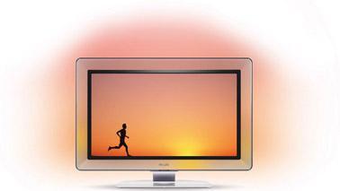 Телевизор Ambilight от Phillips 3е поколение