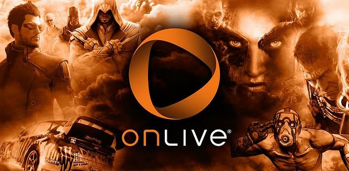 Onlive для Android