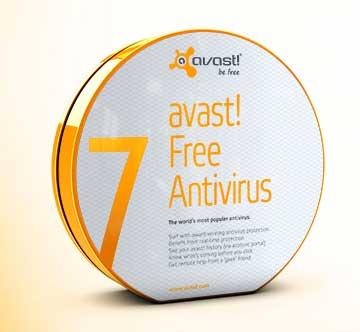 Avast бесплатный антивирус