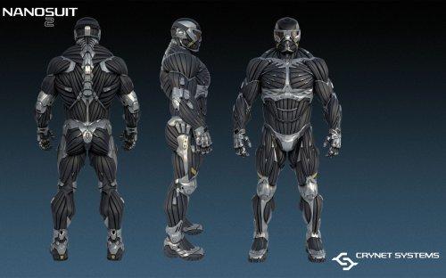 Crysis 2 нанокостюм
