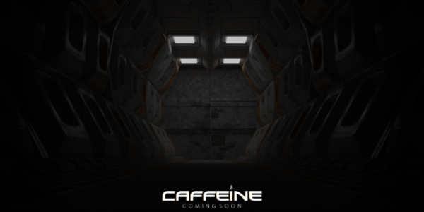 Caffeine ужас в космосе
