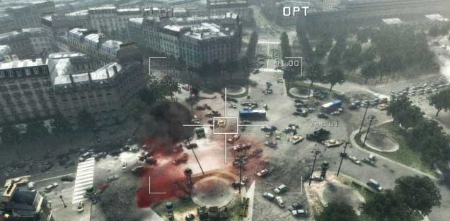 Call of Duty Modern Warfare 3 Самолетная пушка