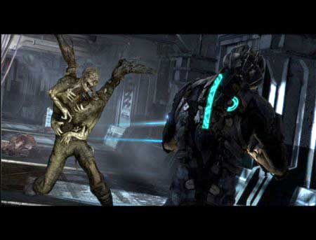 Dead space 3 gameplay новые некроморфы