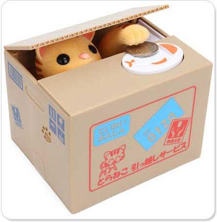Игрушка для котов Cat-bank