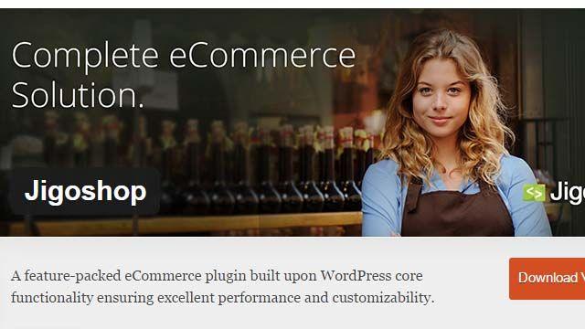 Jigoshop магазин на Wordpress
