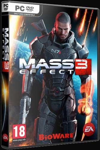 Mass Effect 3 PC ПК демо скачать