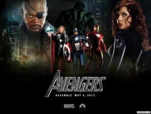 Мстители Avengers трейлер на русском