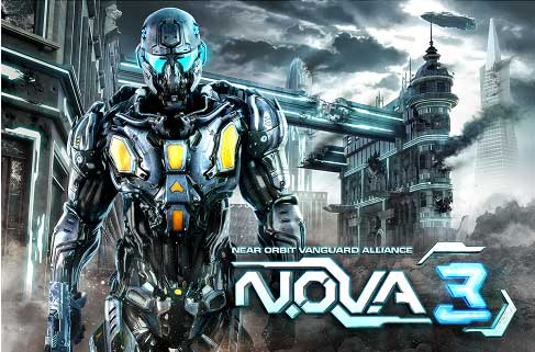 N.O.V.A. 3 для Android