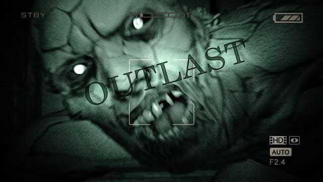 Outlast - игра в жанре Horror