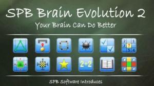 Spb Brain Evolution на Android набор головоломок
