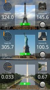 Smart Tools измерение расстояний