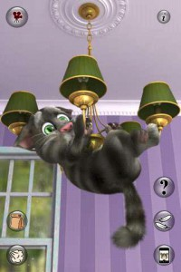 Talking Tom Cat 2 на Android Скриншот