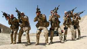 Вступайте в ряды доблестной армии США